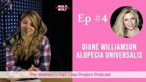 Diane Williamson - Alopecia Universalis
