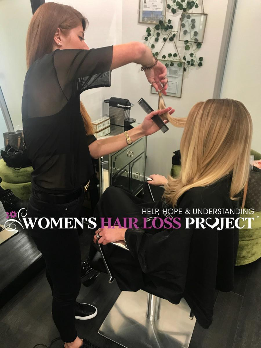 womens hair loss project Hair loss tiredness symptoms menopause during women's thyroid hormones), loss of pubic or underarm hair (due to lack of sex hormones) improved maternal care usually prevents extreme blood loss during delivery.